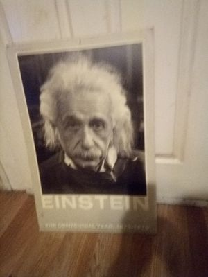 Einstein poster for Sale in Lexington, KY