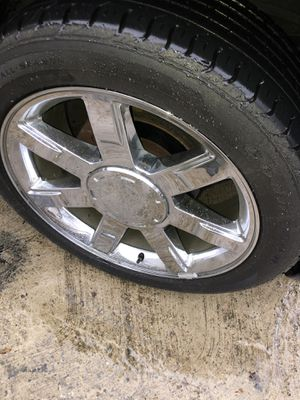 escalade rims for Sale in Germantown, MD