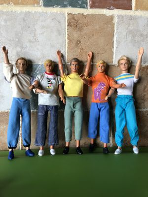 Collectables ken Barbie dolls for Sale in HALNDLE BCH, FL