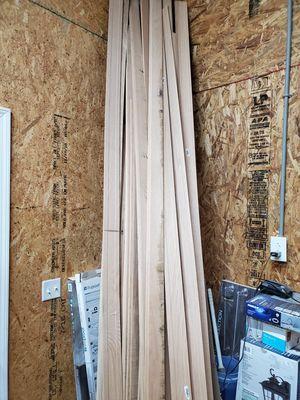 Red Oak Base Board for Sale in Laurens, SC