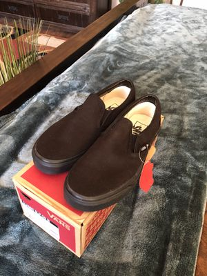VANS Classic Slip-on Shoes for Sale in San Diego, CA