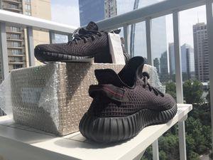 Adidas Yeezy Boost 350 v2 Black Non Reflective Size 8.5 for Sale in Atlanta, GA