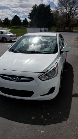 Hyundai Accent 2016 Rebuilt title a/c p/w for Sale in Salt Lake City, UT