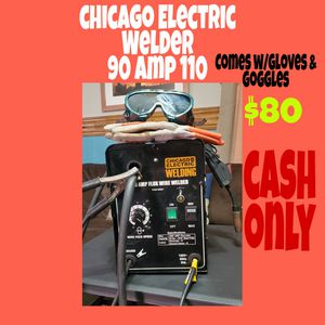 Electric Welder for Sale in San Antonio, TX