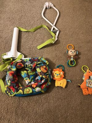 Jumper and jumper toys 😊 for Sale in Everett, WA