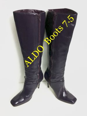 Ladies ALDO TALL BOOTS- BRAZIL MADE for Sale in Berwyn Heights, MD