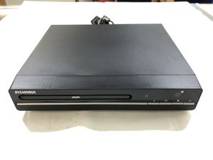 Sylvania SDVD1046 DVD Player With Remote & A/V Cords 10012755-1 for Sale in Tampa, FL