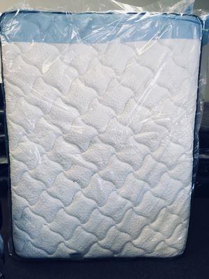 New Queen Plush Cooling Mattress for Sale in Lynchburg, VA