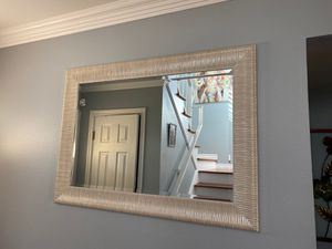Big wall mirror for Sale in Torrance, CA