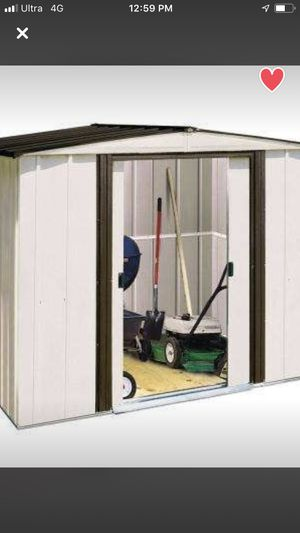 8'x6' garden shed brand new for Sale in Anaheim, CA