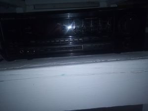 Pioneer stereo reciever for Sale in Thousand Palms, CA