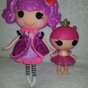 Lalaloopsy dolls, $30 for Sale in Sacramento, CA