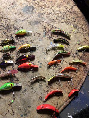 Kwikfish and wigglewarts fishing for Sale in Portland, OR