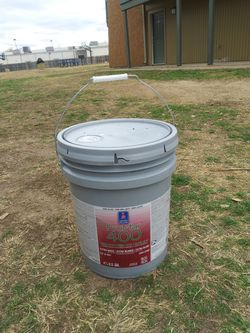 5 Gallon Paint Gloss White New for Sale in San Angelo,  TX