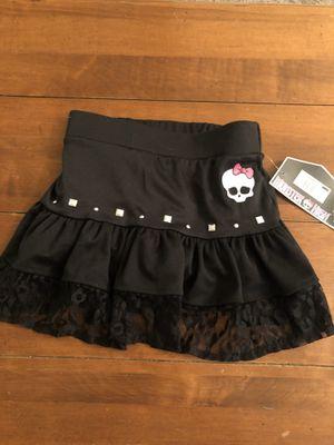 Monster High girls skirt for Sale in Fontana, CA