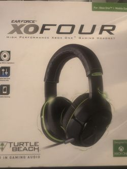 Turtle Beach XO Four Headset for Sale in Ponca City,  OK