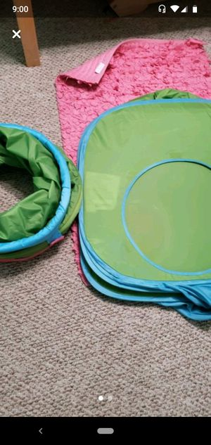 IKEA toddler play tunnel for Sale in Stafford Courthouse, VA
