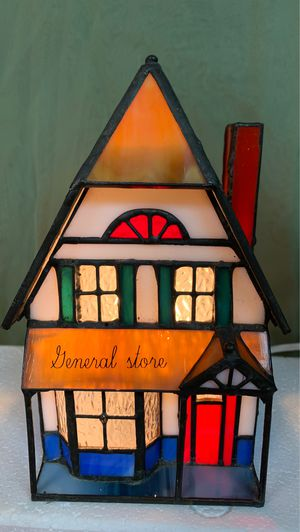 """Stained Glass Collectables - """"General Store"""" for Sale in Allen Park, MI"""