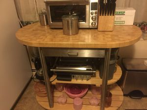 Kitchen island for Sale in Winthrop, MA