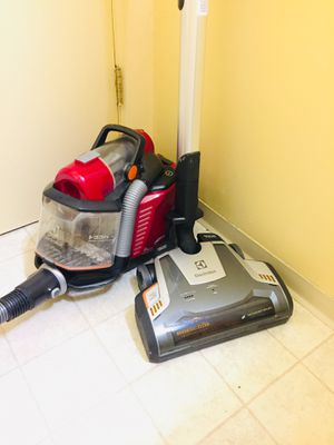 Electrolux Canister Vacuum Cleaner for Sale in Tacoma, WA