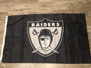 Raider flags for Sale in Modesto, CA
