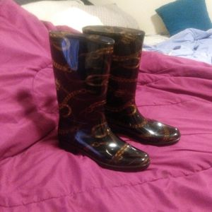 Ralph Lauren Rain Boots for Sale in Oklahoma City, OK