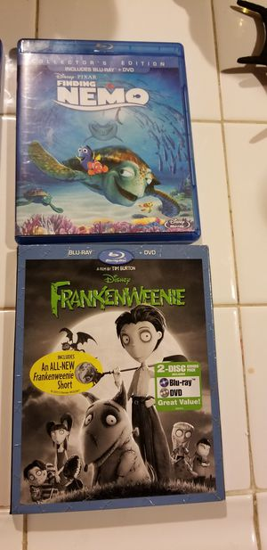Disney Blu-Ray for Sale in Riverside, CA