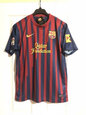f6d58c163d6 Fc Barcelona home jersey for Sale in Chula Vista