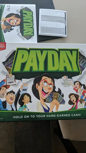 Payday board game for Sale in Whittier, CA