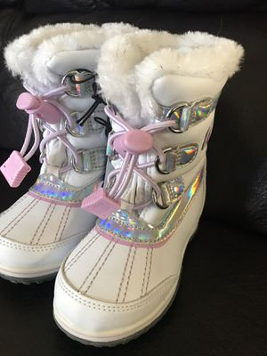 Brand new! Little girls size 5 boots! Super Cute!! for Sale in West Sacramento, CA