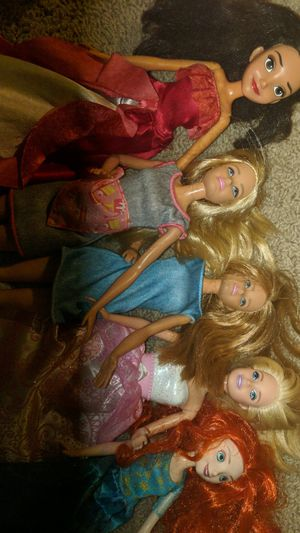 Barbies for Sale in Del Sur, CA