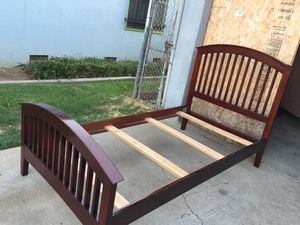 Twin bed frame come in very good condition. for Sale in Fresno, CA