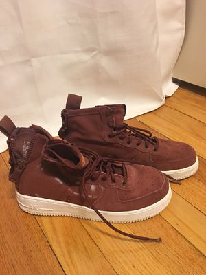 Nike AirForce Boys Size 7 for Sale in Cleveland, OH