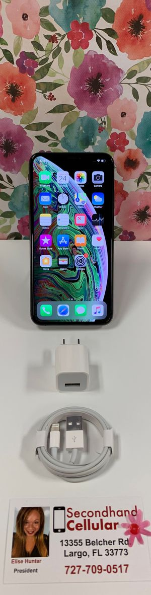 🌸~LIKE NEW 256GB Space Gray iPhone Xs Max~🌸 for Sale in Clearwater, FL