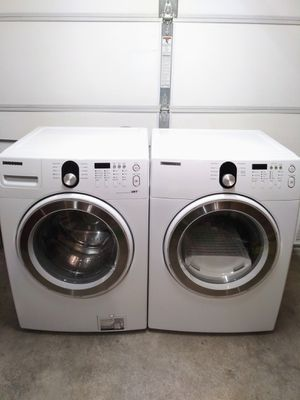 Samsung washer and dryer free delivery for Sale in Colorado Springs, CO