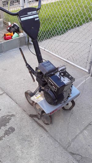 5hp craftsman rototiller for Sale in Chicago, IL