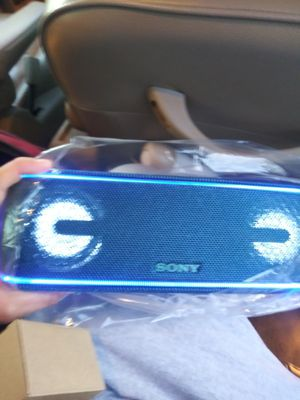 Sony xtra bass bluetooth for Sale in Canton, GA