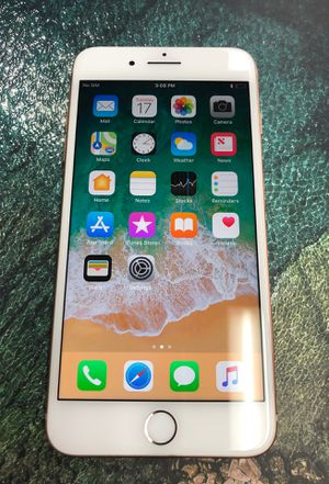 iPhone 8 Plus 64GB Gold Unlocked for Sale in Seattle, WA