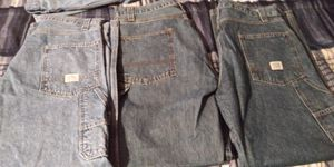 Levi signature carpenter jeans 34x30 for Sale in Brielle, NJ