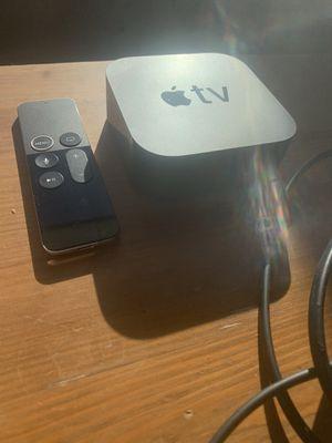 Apple TV 4th Gen 32 GB for Sale in Los Gatos, CA