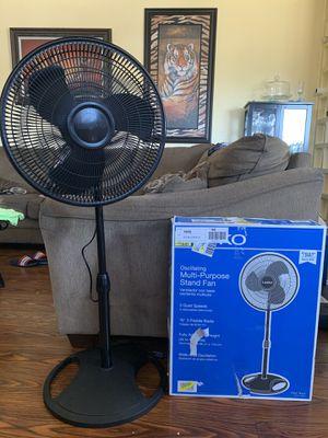 Lasko Stand Fan (black) for Sale in San Diego, CA