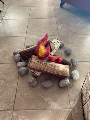 The Land Of Nod campfire set for Sale in Clovis, CA