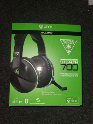 Turtle beach stealth 700 (only used a few times) for Sale in Santa Ana, CA