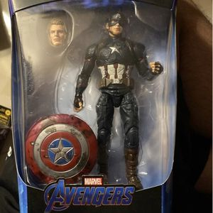 Marvel Legends Worthy Captain America for Sale in Palm Desert, CA