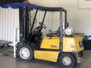 1998 forklift Yale 6000 LB for Sale in Apopka, FL