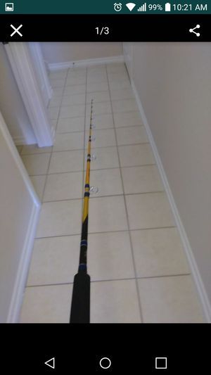 Fishing rod for Sale in Colton, CA