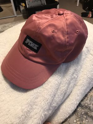 PINK Silk hat adjustable for Sale in Oakland, CA