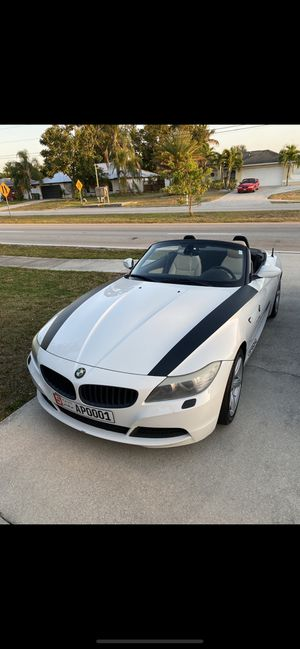 2009 BMW Z4 30i Roadster 2D for Sale in Cape Coral, FL