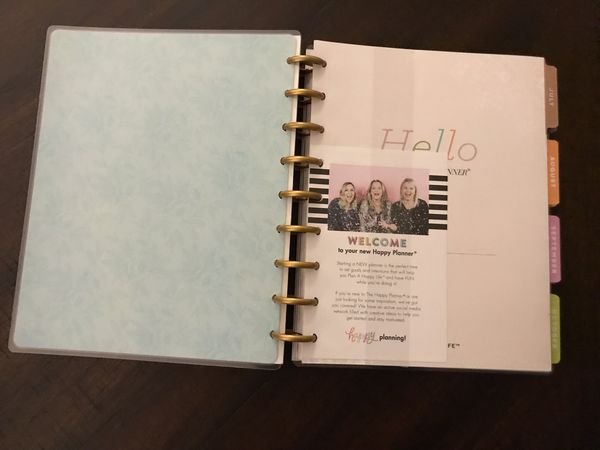 The Happy Planner by Me & my BIG ideas - Brand New
