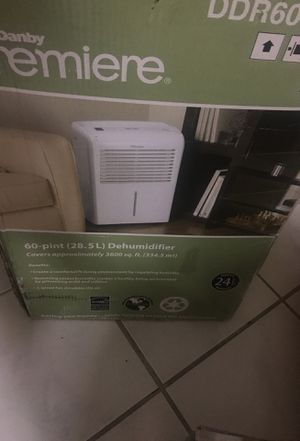Brand new air dehumidifier for Sale in Tampa, FL